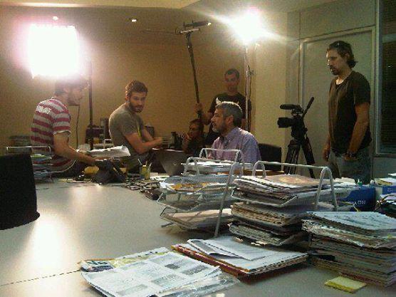 Grabando Abkara (2011)