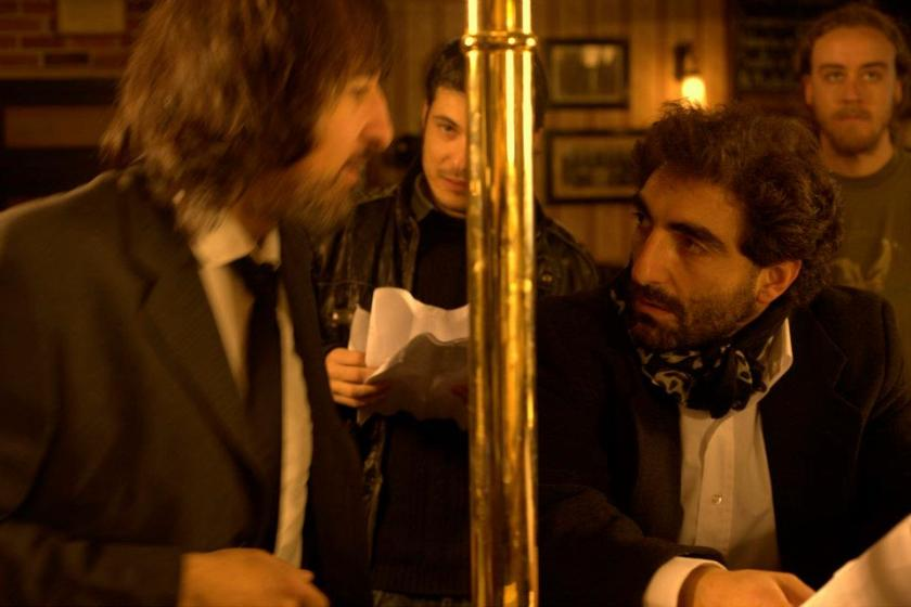 Ensayos con Blues Night (2011)