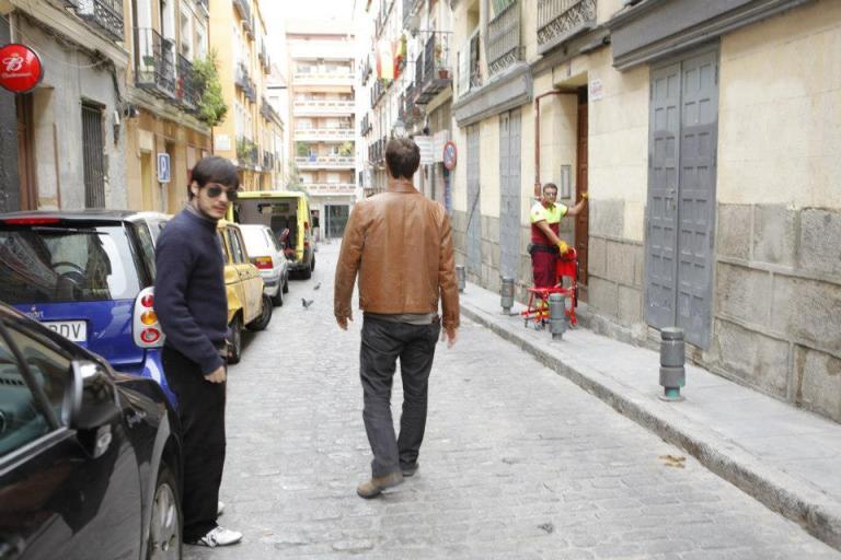 Grabando Camino a ninguna parte (2012)