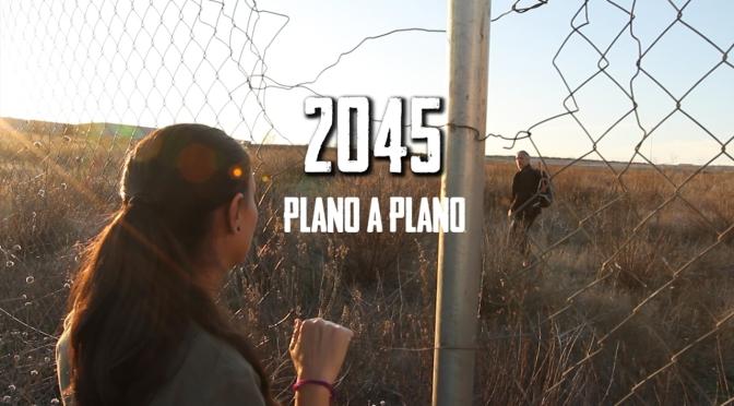 2045 – Plano a plano.